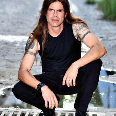 "QUEENSRŸCHE: ascolta ""Darkened Majesty"" dall'album solista di Todd La Torre"