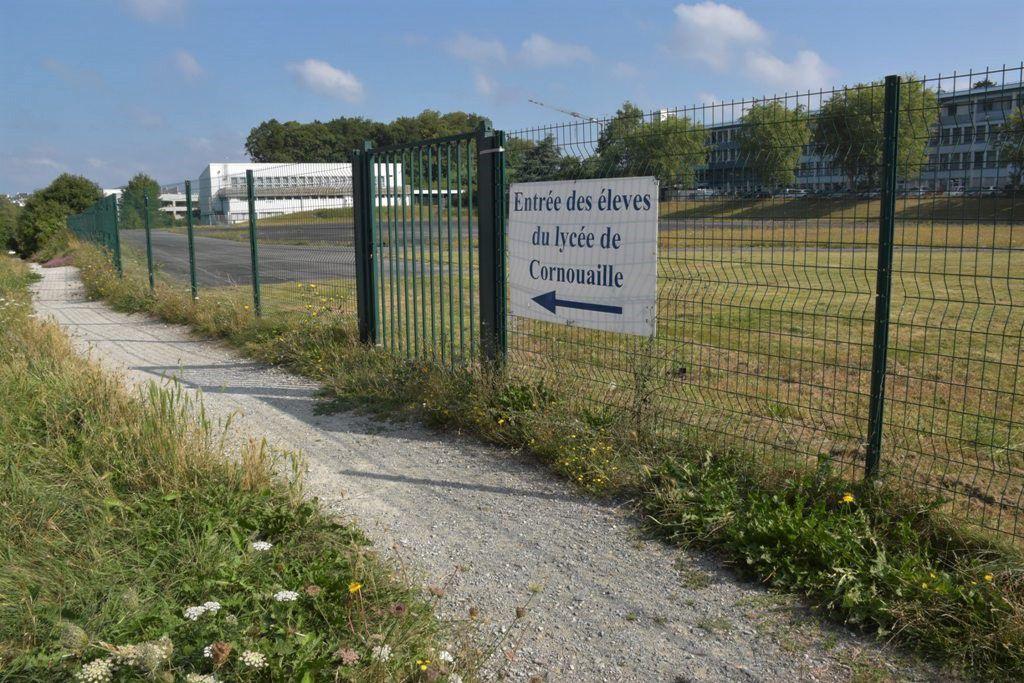 C'est pas Versailles ici, à Cornouaille