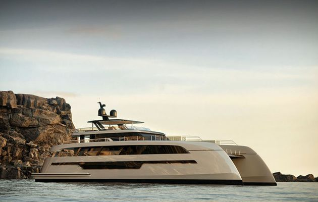 Grande plaisance - Sunreef Yachts annonce la construction du 110 Sunreef Power