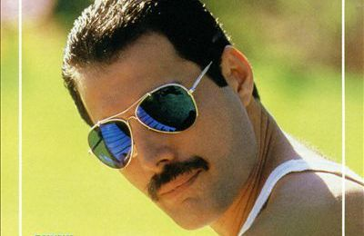 30 Years Ago: Freddie Mercury Releases His Solo Debut, 'Mr. Bad Guy'.