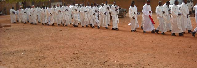 Messe Chrismale à Koudougou