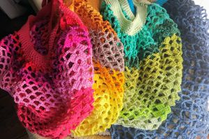 serial crocheteuses & more n°493 couleurs