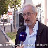 Réforme des retraites : les inquiétudes des Français - Le journal de 20h | TF1
