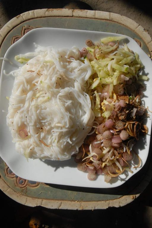Laboy - vegetable mix for samlor