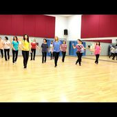 Young Again - Line Dance (Dance & Teach in English & 中文)