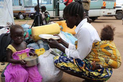 On espérait la fin de la faim, on constate la fin de la baisse de l'insuffisance alimentaire, un espoir défunt..