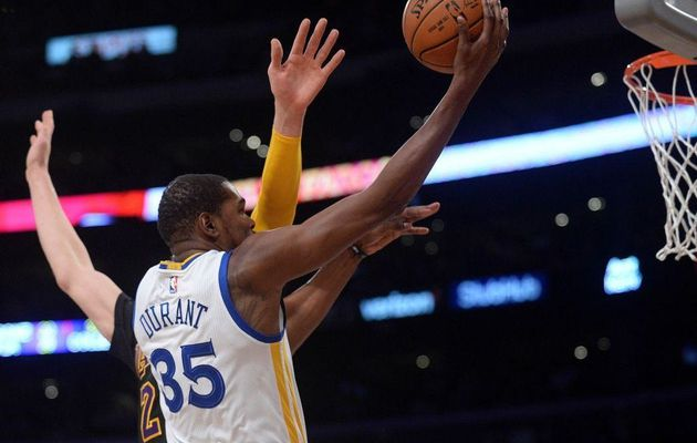 Les Warriors assomment les Lakers et prennent les commandes de la Conférence Ouest