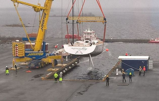 Nautor's Swan launches two of its new flagships