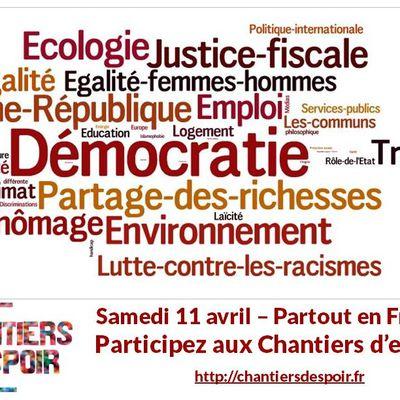 Perpignan: Chantiers d'espoir