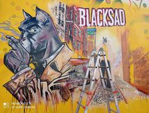 Fan Art Blacksad