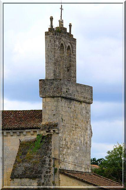 Diaporama église fortifiée de Camarsac