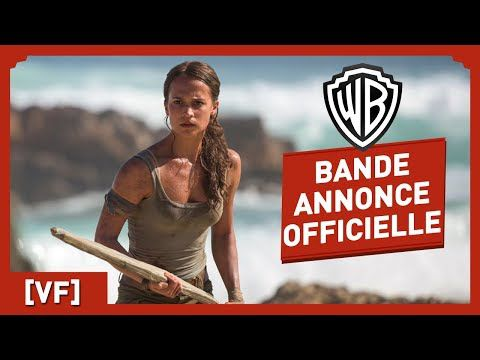TOMB RAIDER le film.