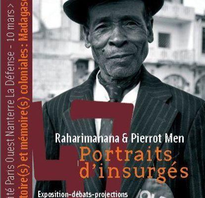 Madagascar 1947 : portraits d'insurgés