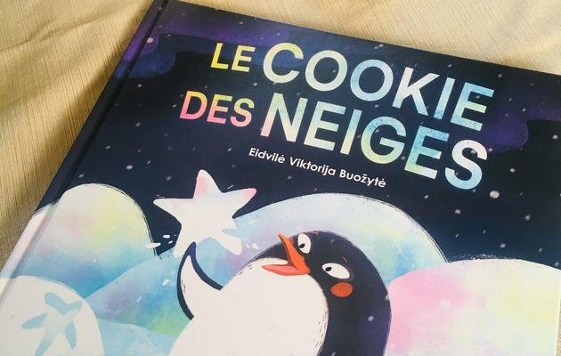 """""""Le cookie des neiges""""... une pépite à dévorer !"""