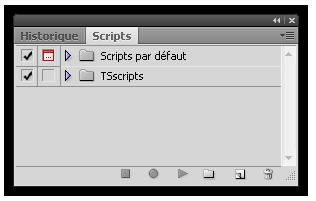 Tuto Photoshop: Les scripts