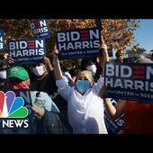 Live: Celebrations Around The U.S. As Joe Biden Projected President-Elect | NBC News