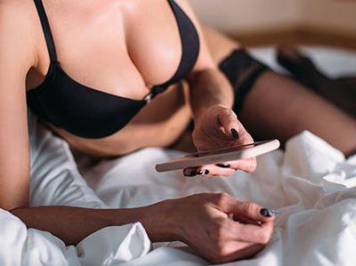 Ce que le Sexting révèle sur votre personnalité