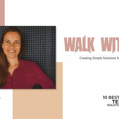 Walk With Path: Creating Simple Solutions for Positive Impact