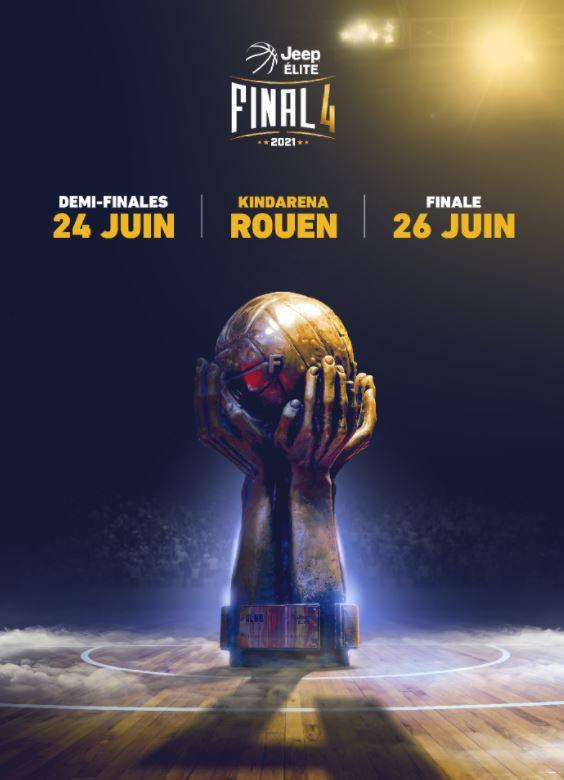 Dijon / Lyon-Villeurbanne : Sur quelle chaîne en clair suivre la Finale samedi ?