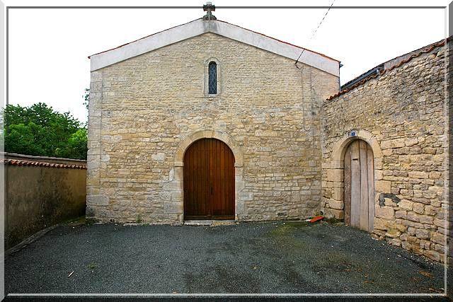 Diaporama église fortifiée de Cherbonnières