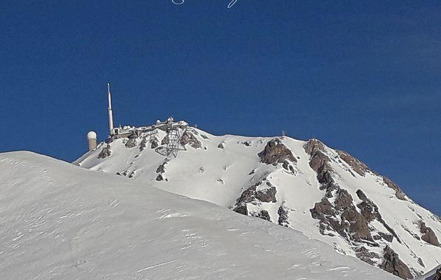 Neige dans les Pyrénées .... suite !