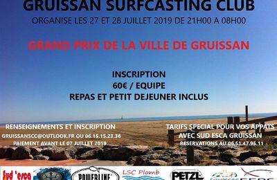 27/08/19 - Concours duo de Gruissan 2019