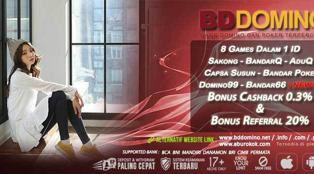 Link Alternatif BdDomino Situs Agen Bandar66 Online
