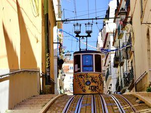 LE PORTUGAL (Lisbonne et l'Algarve) 🇵🇹