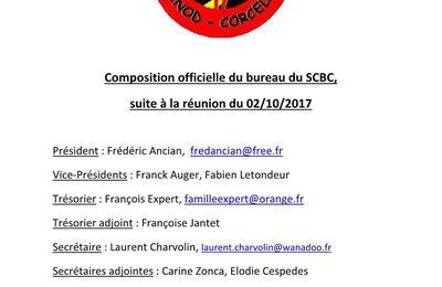 Bureau du SCBC.