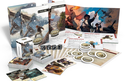 Savage Worlds pourquoi, comment ?