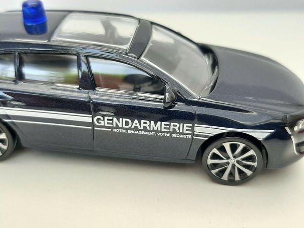 Peugeot 508 II SW Gendarmerie (Norev)