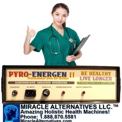 PYROENERGEN II Treatment Versus Cancer! This Is A Should Read!