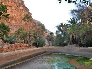 Les gorges d'Amtoudi (Maroc en camping-car)