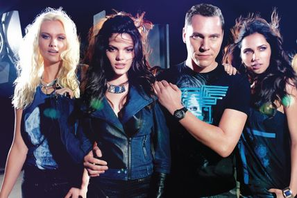 @tiesto & @GUESS new collection 2013, price and buy now !