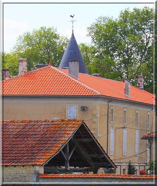 Diaporama manoir de Fouqueure