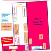Plan du salon - Salon des Loisirs Créatifs