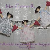 El blog de Mari Carmen (Patchwork, muñecas y más labores): Tutorial
