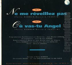 """patty newman, une chanteuse française des années 1990 avec son hit improbable """"ne me réveillez pas"""""""