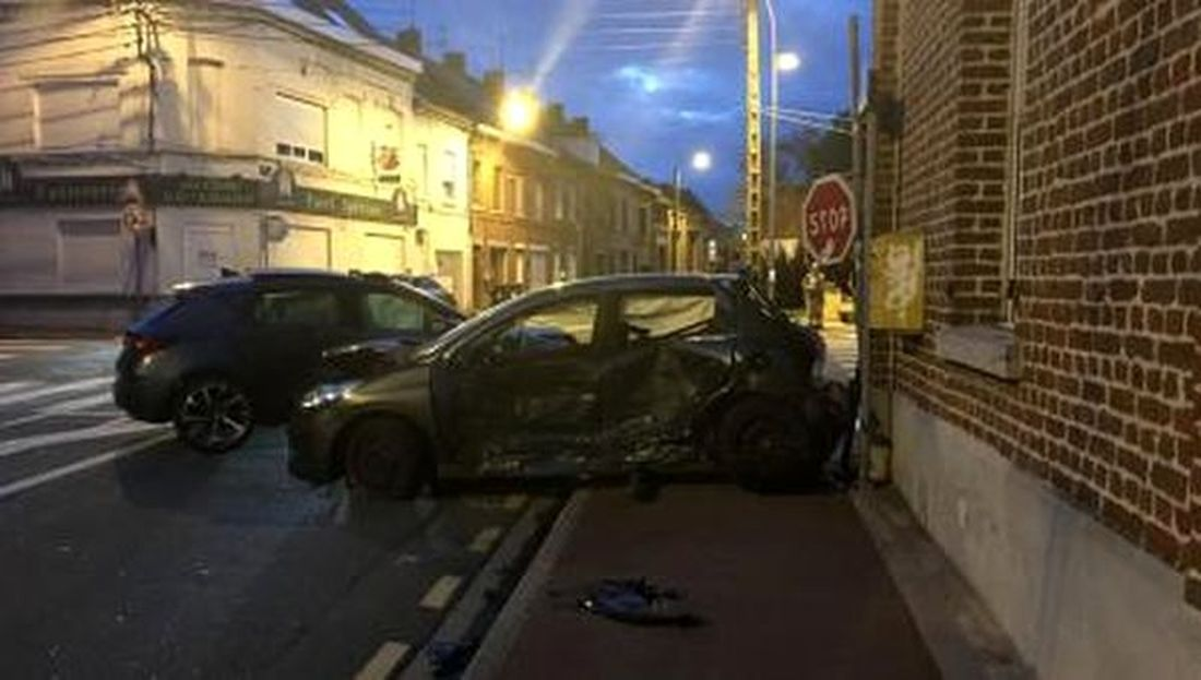 Police Municipale Halluinoise - Accident... Excès de Vitesse (Juin 2021).