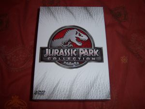 Le coffret contenant les 4 films en DVD.