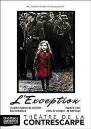 L'Exception : la voix d'une adolescente au coeur des camps de la mort