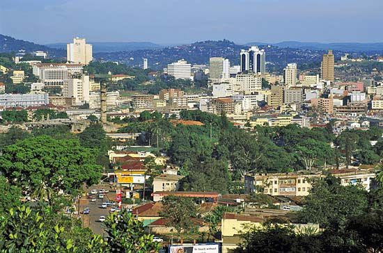 Imágenes de Uganda.- El Muni.