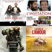 L'actu des musiques au ciné du 09/11/2016, a playlist by lamusiquedefilm on Spotify