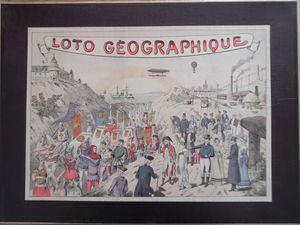 Histoire et Géo , les muses du loto...