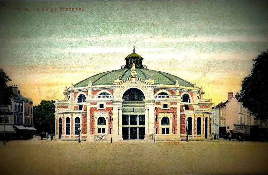 Brève histoire des cirques de province