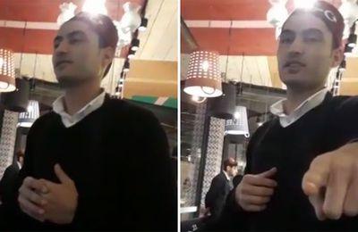 Racisme - Wendie Zahibo expulsée d'un restaurant en Turquie.
