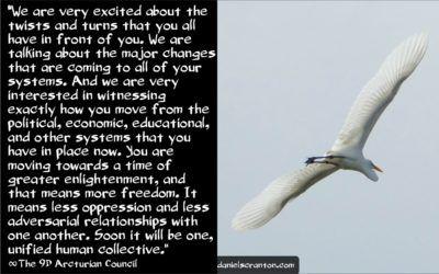 Message du Conseil Arcturien : Les années 2020 : La Décennie du Réveil