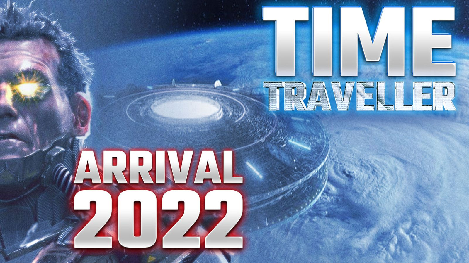 """UFO SIGHTING NEWS : """"Time Traveller"""" Reveals When Aliens Will First Land On Earth 👽"""
