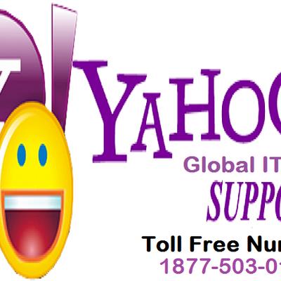 Yahoo Customer Care Helpline 1877-503-0107