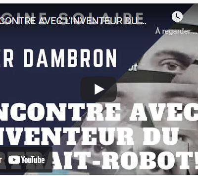 Rencontre avec l'inventeur du portrait-robot Roger Dambron